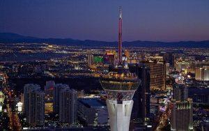 Iconisch casino Las Vegas gesloopt