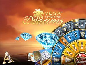 Jackpot Mega Fortune Dreams